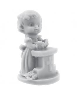 Molde menina de comunhão para fazer sabonetes