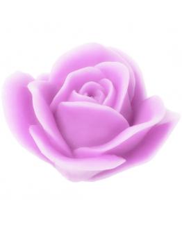 Molde velas Rosa diy Mosqueta