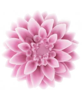 Molde flor dalia