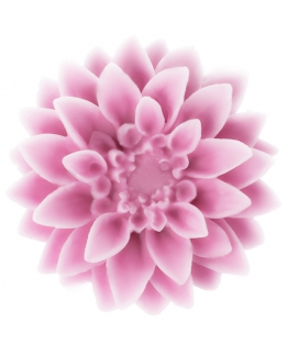 Molde de silicone flor Dalia