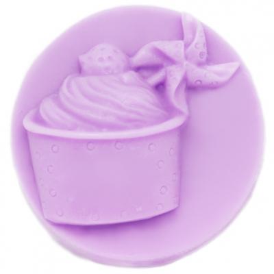 Molde sabonetes, Pastilha Cupcake