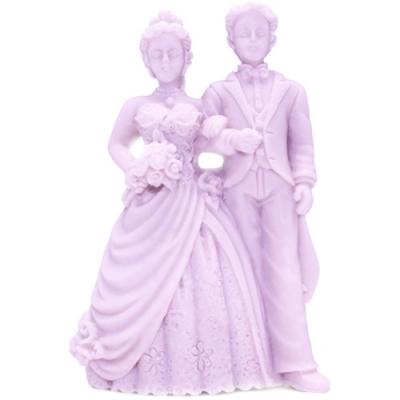 Molde boda pareja siglo XIX