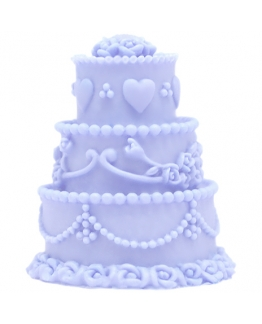 Molde tarta boda