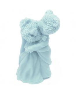 Molde casal de ursos