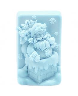 Molde sabonete de natal, Santa Claus