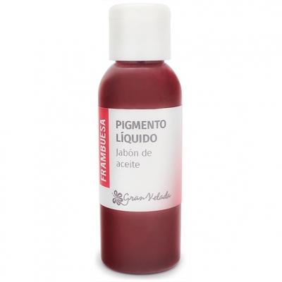Corante liquido sabao de oleo pigmento vermelho framboesa
