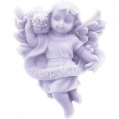 Molde angelito de la abundancia