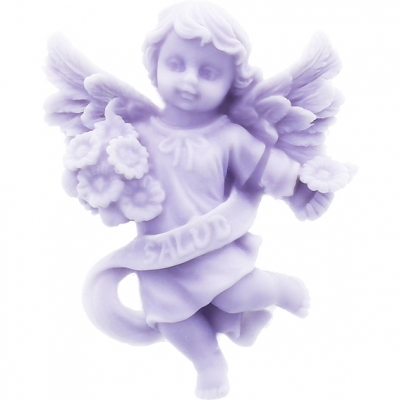 Molde angelito de la salud