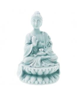 Molde buda meditando