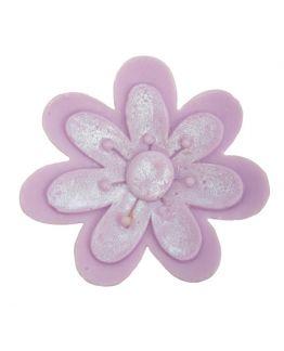 Molde para hacer jabones Flor de Ensueño.