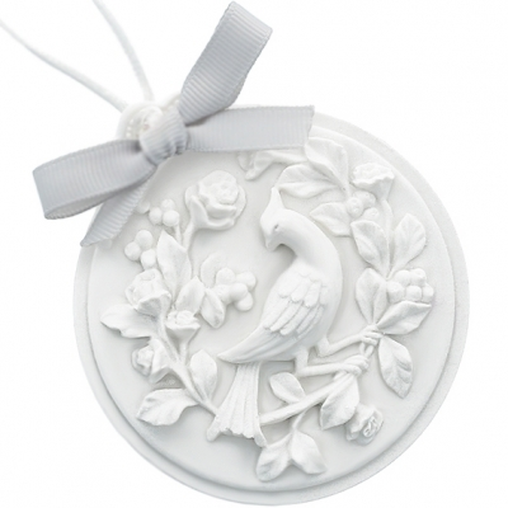 Molde de ninfa para ceramica perfumada