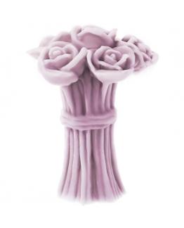 Molde ramo de rosas para boda