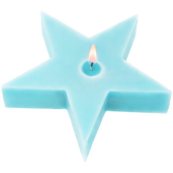 Molde estrella plana