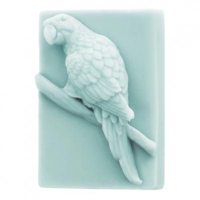 Molde de silicone, Papagaio