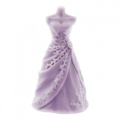 Molde lembrança de casamento, Vestido de Noiva.