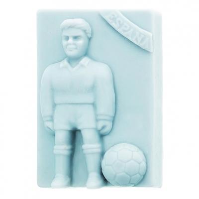 Molde de sabonete, Futebolista.
