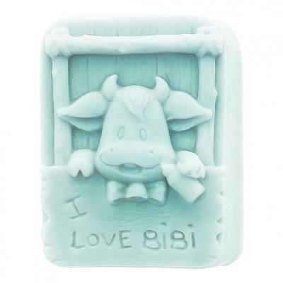 Molde de silicone, I love Bibi