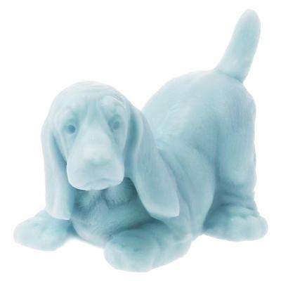 Molde perro salchicha teckel jugando