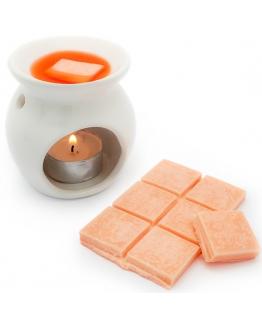 Molde tablete para cera perfumada