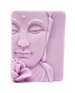 Molde para fazer pastilha de sabonete Buda 1
