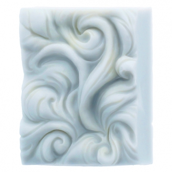 Molde jabon vintage cream