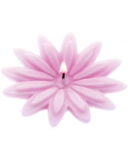 Molde para velas flor fantasia