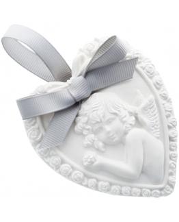 Ceramica perfumada anjo vintage