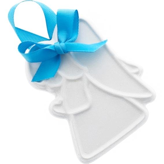 Ceramica perfumada angelito de navidad