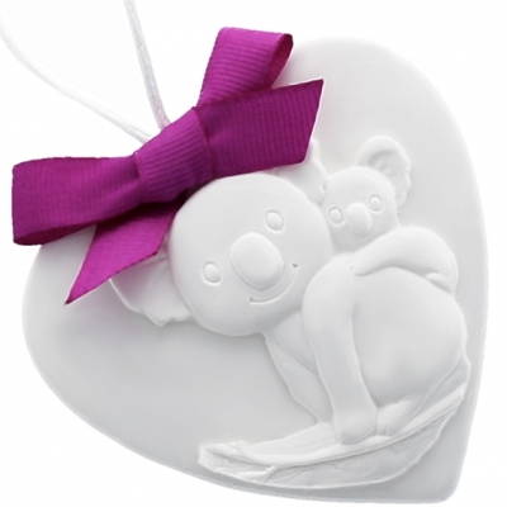 Molde koala para cerâmica perfumada