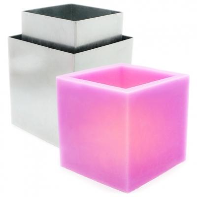 Molde Luminária quadrado