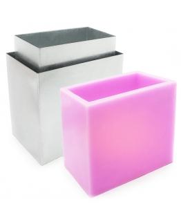 Molde fanal rectangular