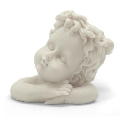 Molde para fazer sabonetes Anjinho Busto nº 2