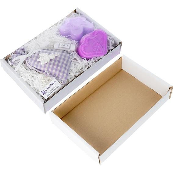 Bandeja de carton para regalos