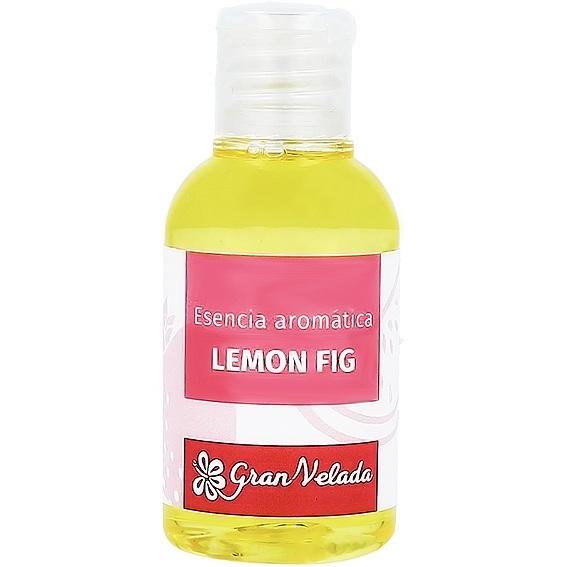 Essencia aromatica lemon fig