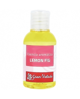 Esencia aromatica lemon fig