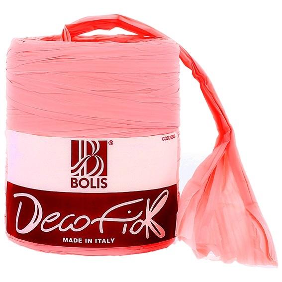 Fita decofiok cor rosa