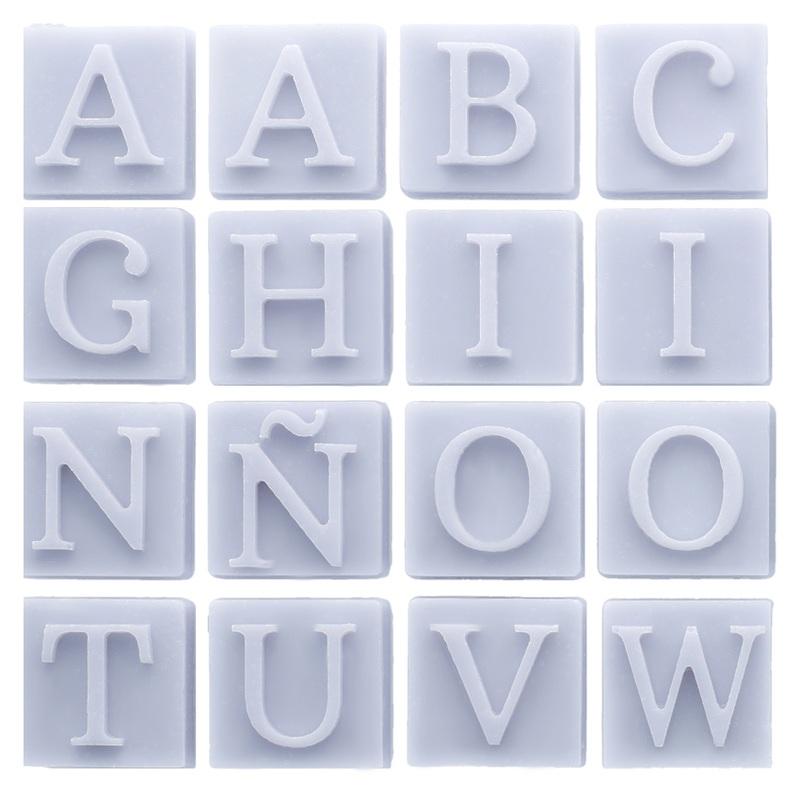 Molde de letras y numeros por modulos