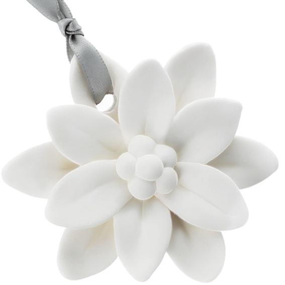 Molde ceramica perfumada flor de loto