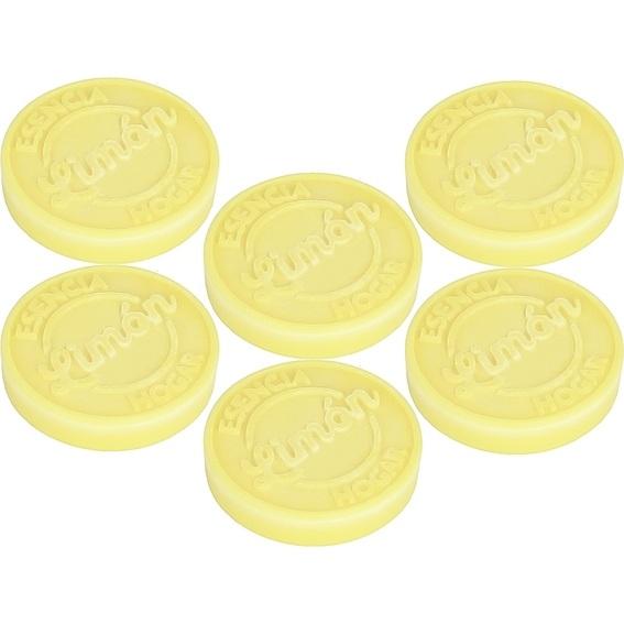 Molde cera perfumada limon