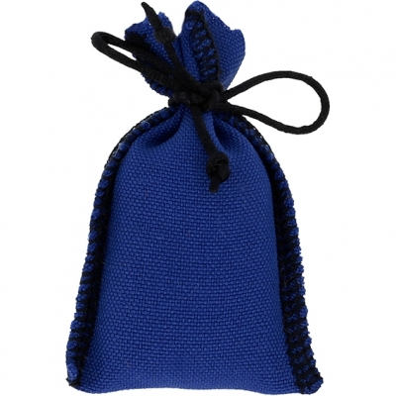 Saquinho de conjuro azul