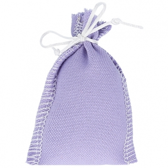 Saquinhos de conjuro lilas