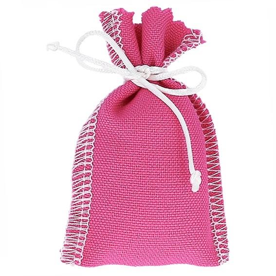 Saquito de conjuro rosa