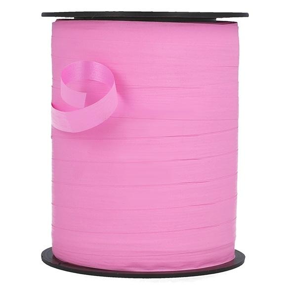 Fita decorativa rosa chiclete