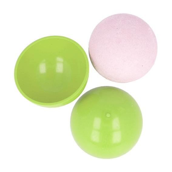 Molde bomba de banho esfera pvc 4cm