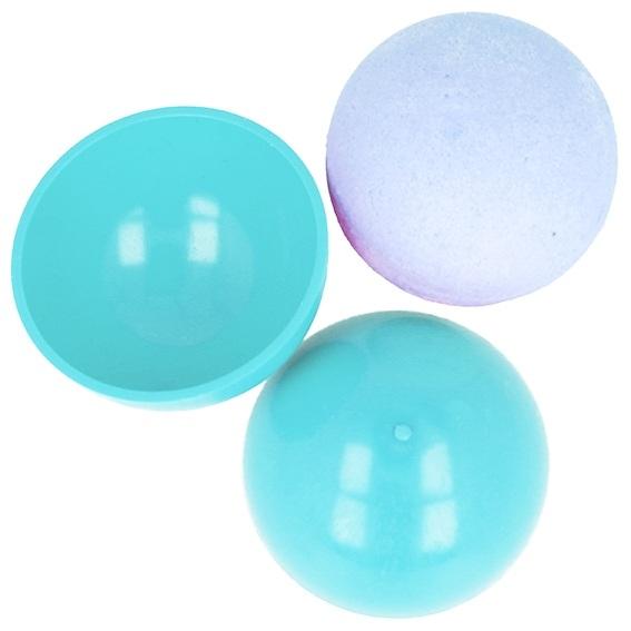 Molde bomba de banho esfera pvc 6cm