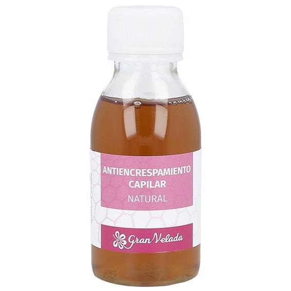 Antiencrespamiento capilar natural
