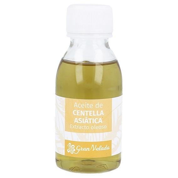 Extrato oleoso de centelha asiatica