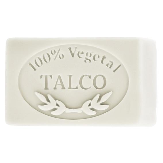 Molde sabonetes aroma talco