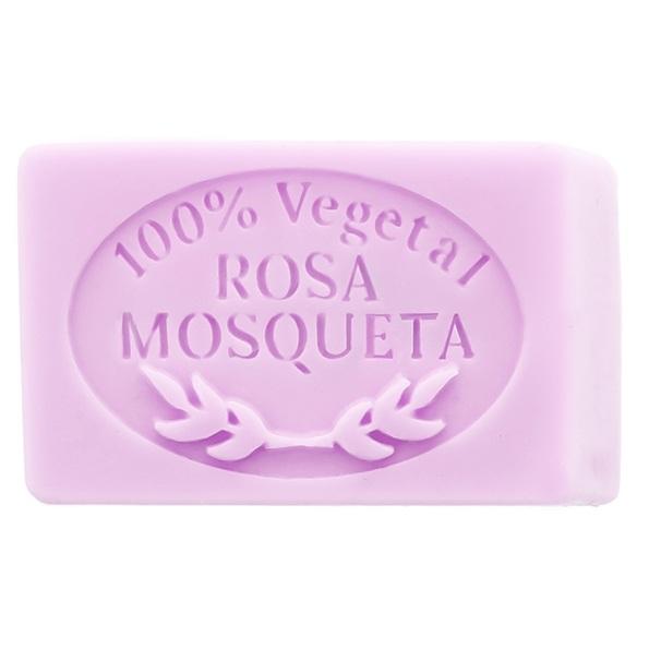 Molde sabonetes de rosa mosqueta