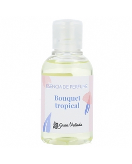 Esencia de perfume bouquet tropical